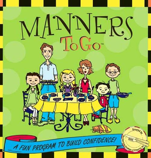 manners to go for educators