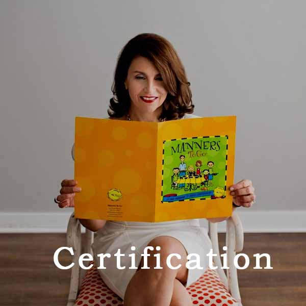 Manners Certification