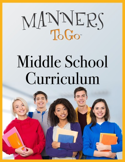 Teach Manners to Middle School Students