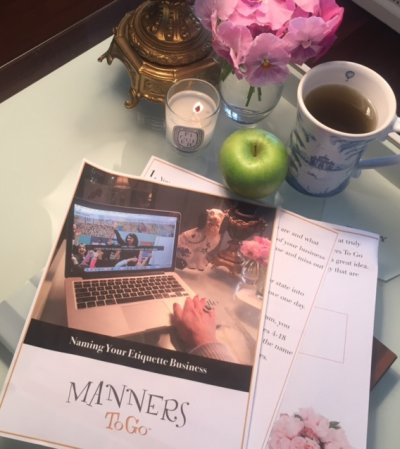 Manners Certification: Why Choose Manners To Go?