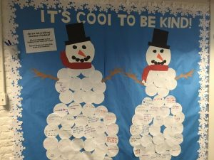 Snowmen - It's cool to be kind