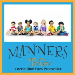 Curriculum para preescolar