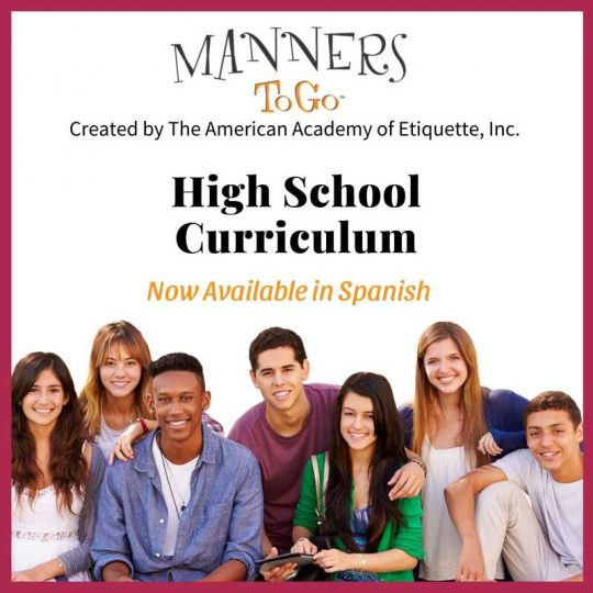 High School Curriculum Now available in spanish