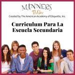 Curriculum Para La Escuela Secundaria