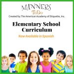 Elementary school manners lesson plans