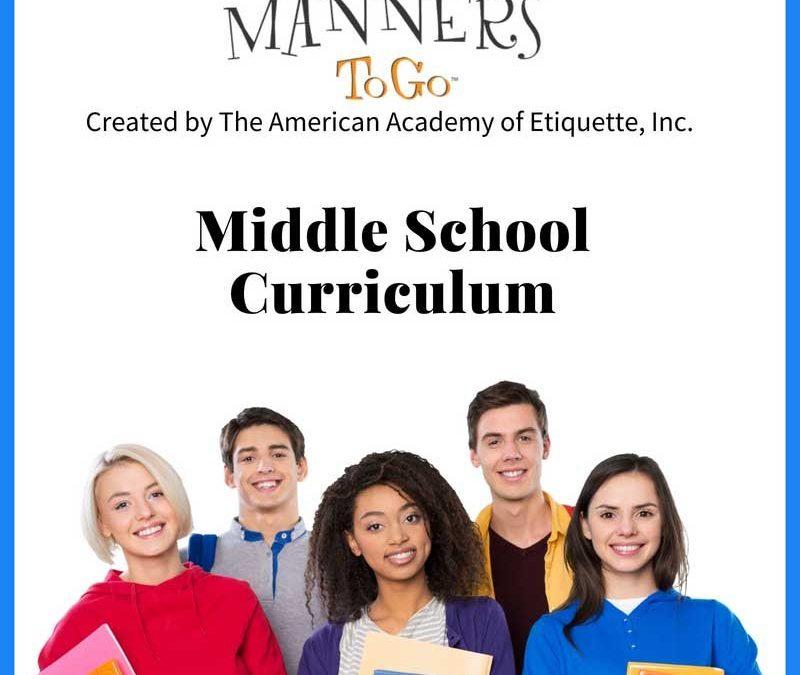 Teach Middle School Students About Social Media Etiquette