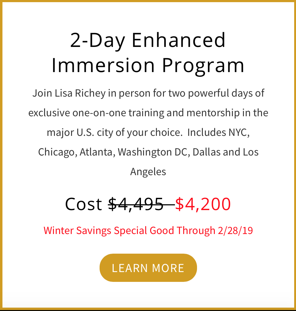 Manners To Go In-Person Training Immersion