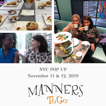 NYC POP UP | Etiquette Certification In-Person Training