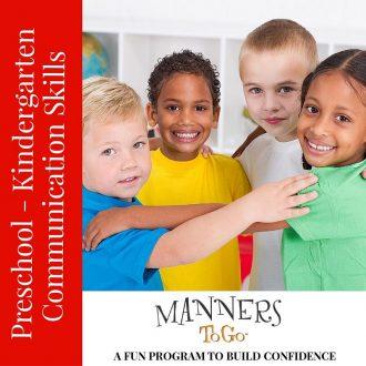 Preschool Curriculum Communication Skills