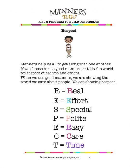 Sample Curriculum