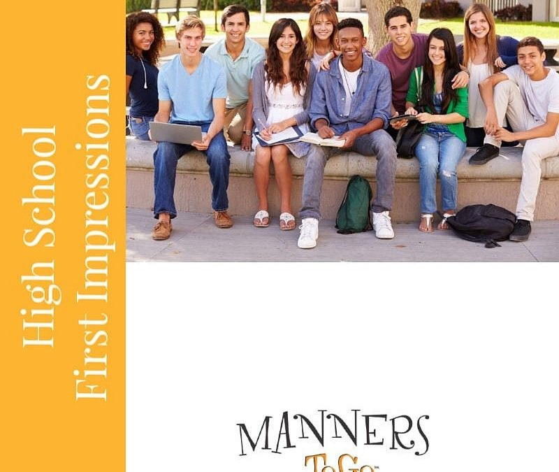 Manners Curriculum and Lesson Plans for High School Students