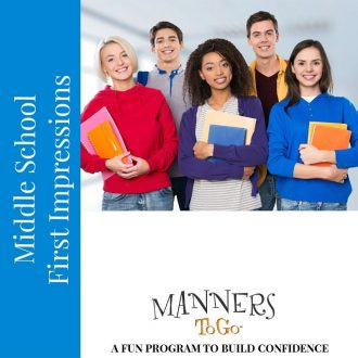 First Impressions curriculum for middle school