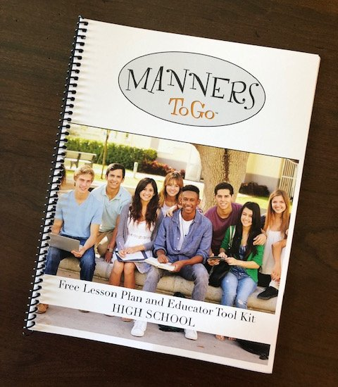 Lesson Plan to Teach Manners in High School