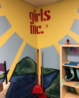 manners class for Girls Inc