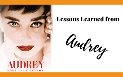 As Etiquette Experts, Business Lessons Learned from Audrey
