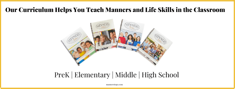 Free Manners Lesson Plans