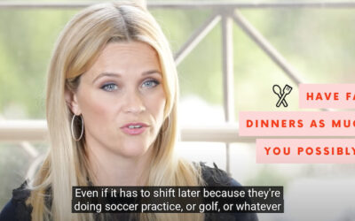 Table Manners and Reese Witherspoon